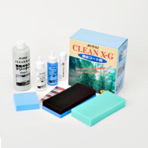 CLEAN X-G –  Fluorine window glass water repellent coating