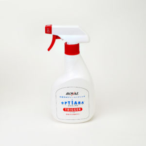 OPTIARA TRIGGER –  Gloss & Water repellent spray coating